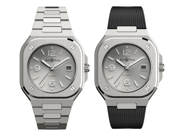 BellRoss BR05 Grey Steel 001