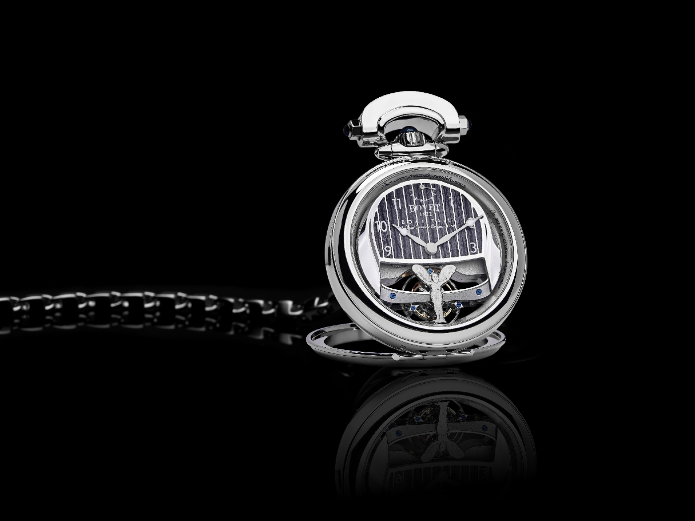 Bespoke timepiece 1
