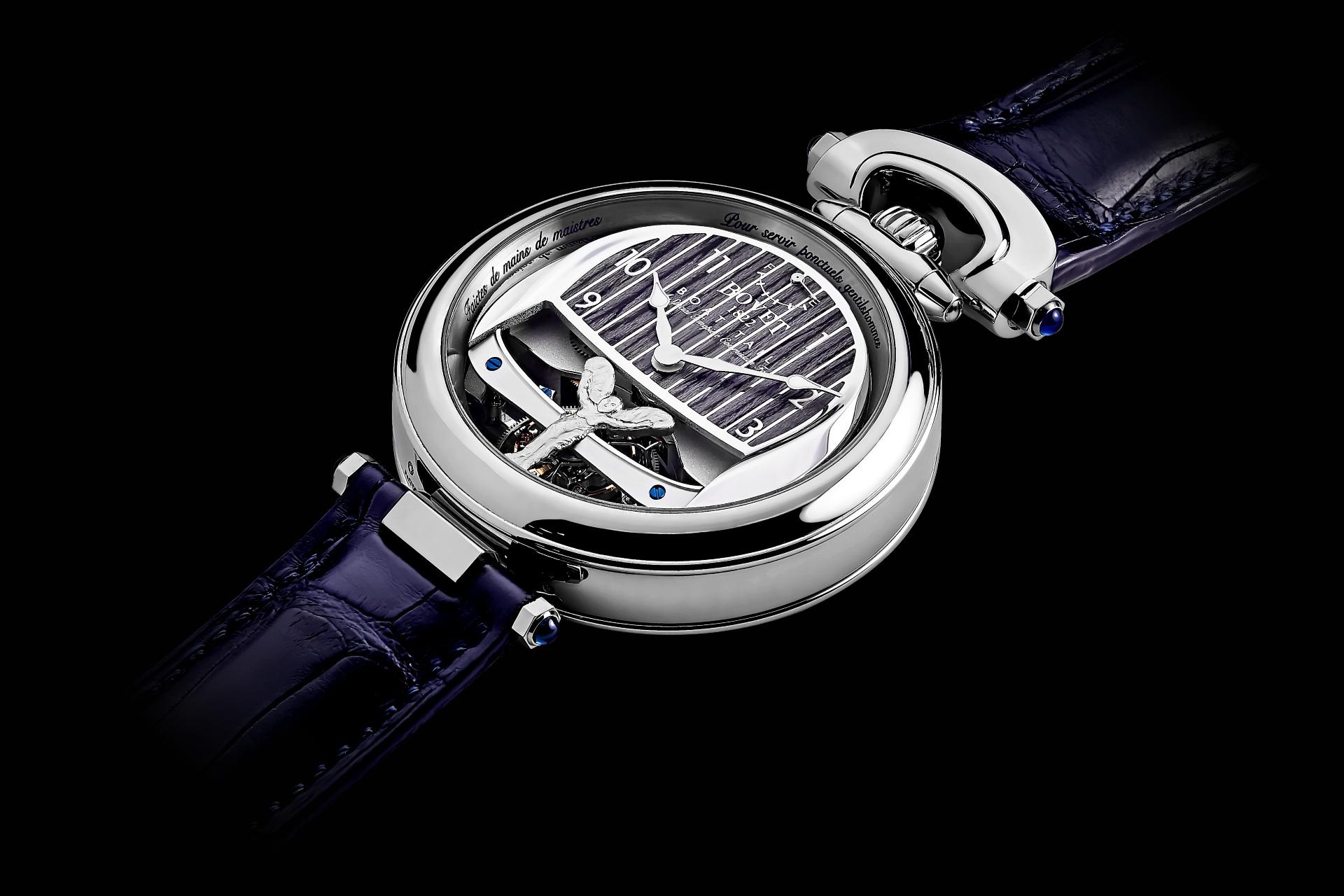 Bespoke timepiece 1 3 4