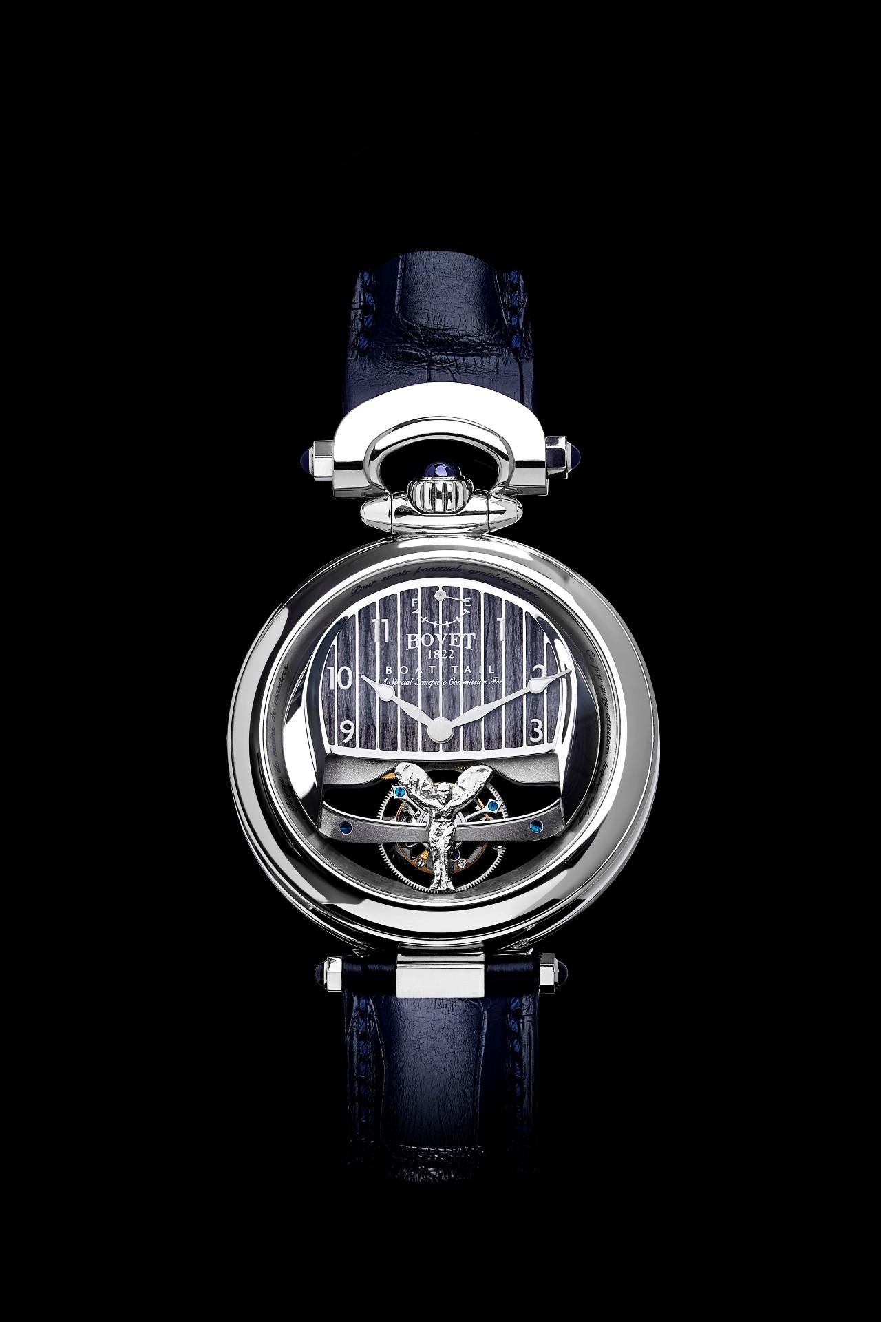 Bespoke timepiece 1 face I