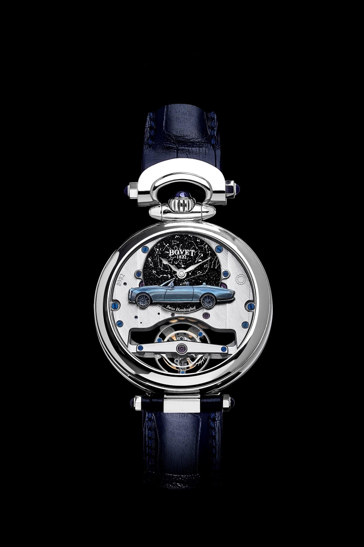 Bespoke timepiece 1 face II