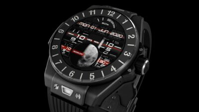 Big Bang e Black Ceramic Perpetual Calendar min
