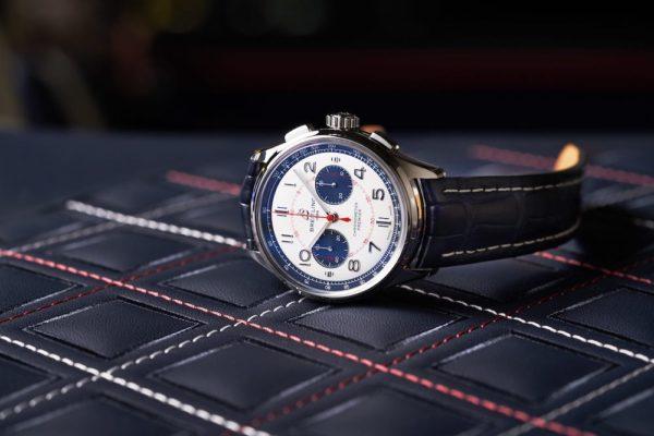 Breitling Bentley Mulliner watch 2 min