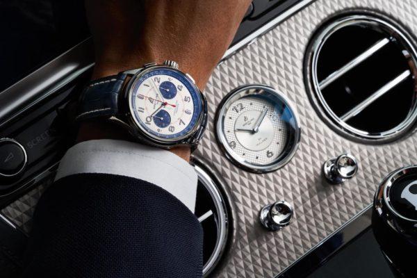 Breitling Bentley Mulliner watch 5 min