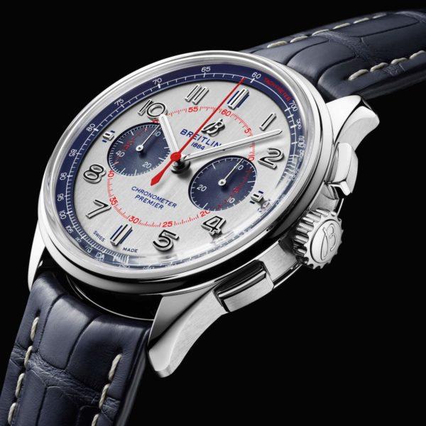 Breitling Bentley Mulliner watch 6 min