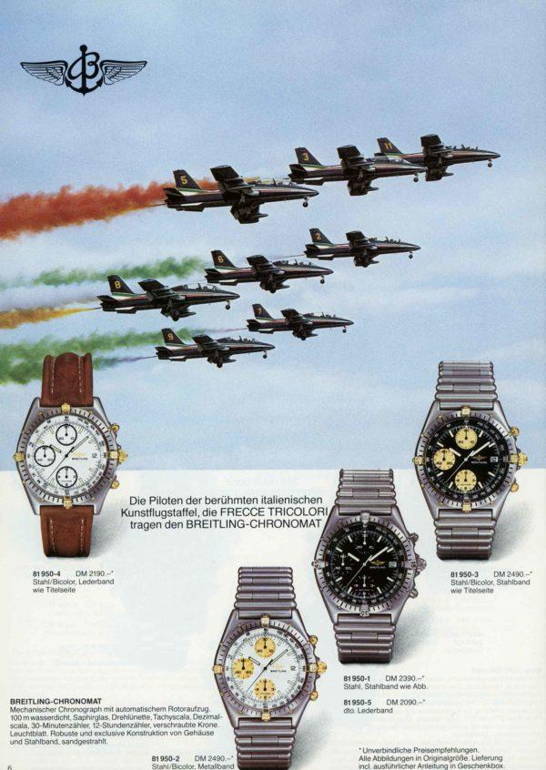 Breitling Chronomat B01 42mm Chronograph 2020 Rouleaux Bracelet Novelty aBlogtoWatch 15