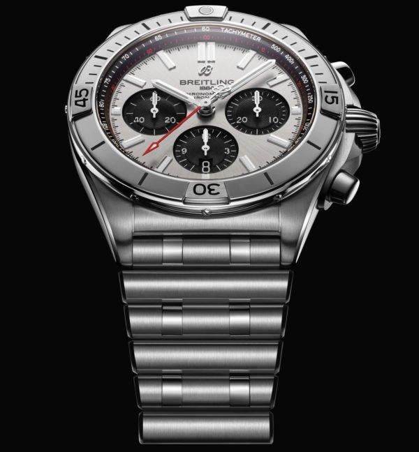 Breitling Chronomat B01 42mm Chronograph 2020 Rouleaux Bracelet Novelty aBlogtoWatch 5