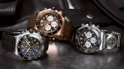 Breitling Super Chronomat 1 min