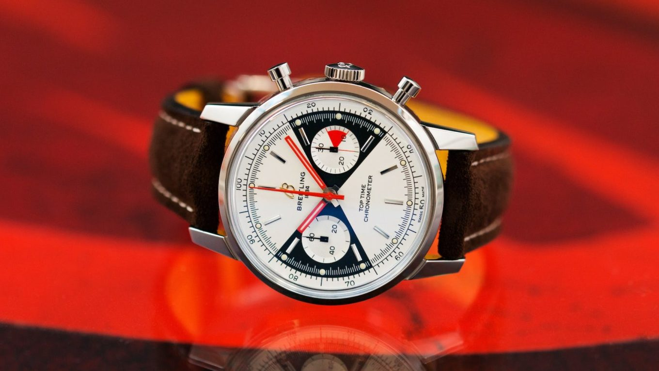 Breitling Top Time Limited Edition Watch 1