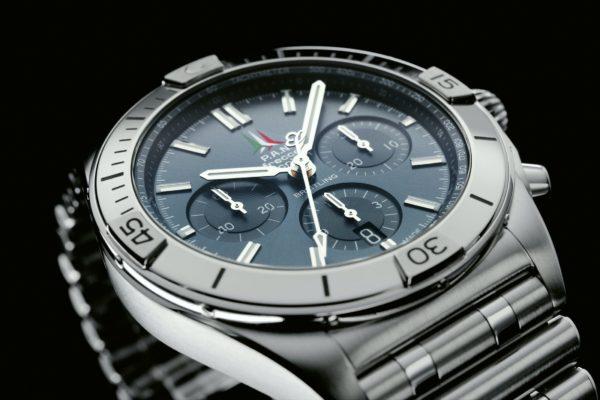 Breitling Chronomat B01 42 Frecce Tricolori Limited Edition 3
