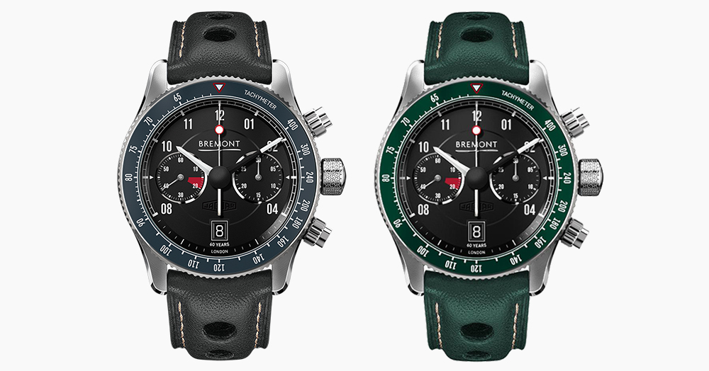 Bremont Jaguar E Type 60th Limited Edition FB