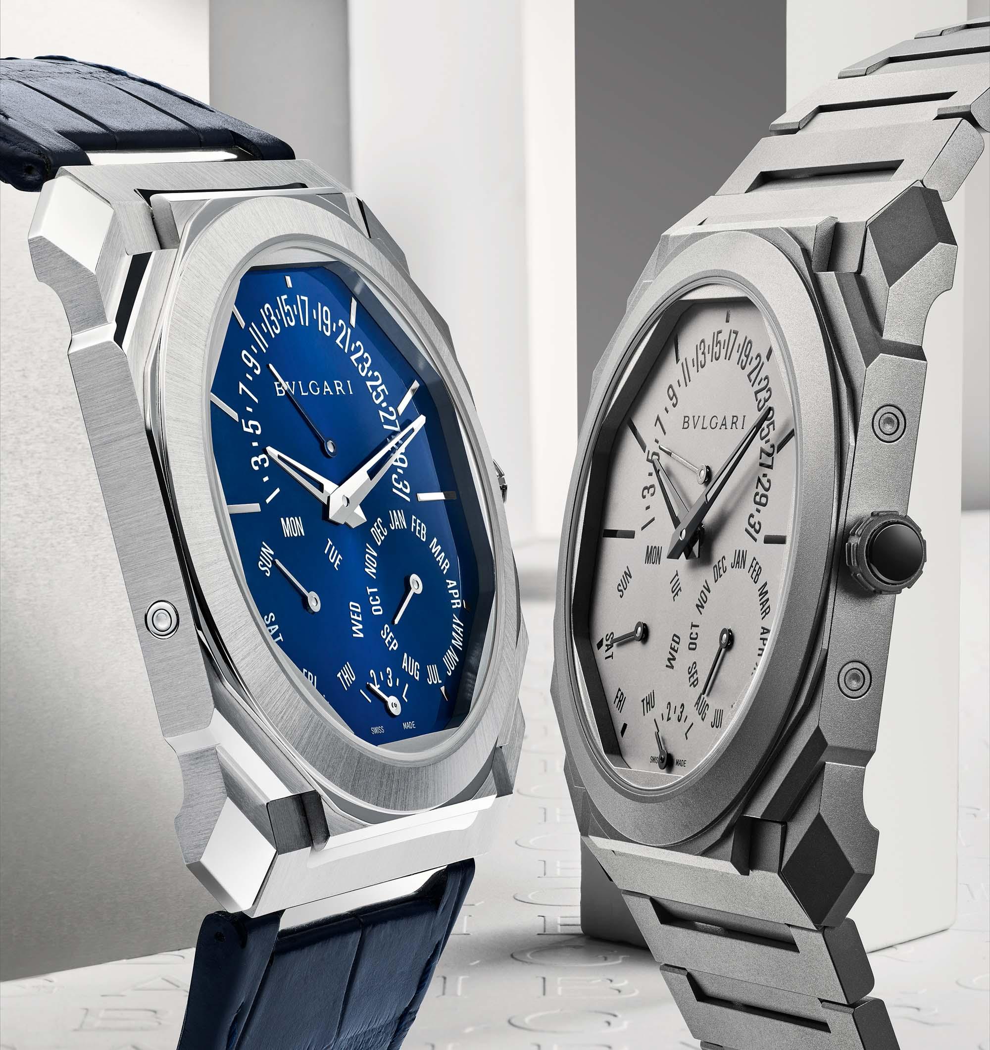 Bulgari Octo Finissimo Perpetual Calendar Watch–Ultra Thin World Record Dress Watch 2021 34