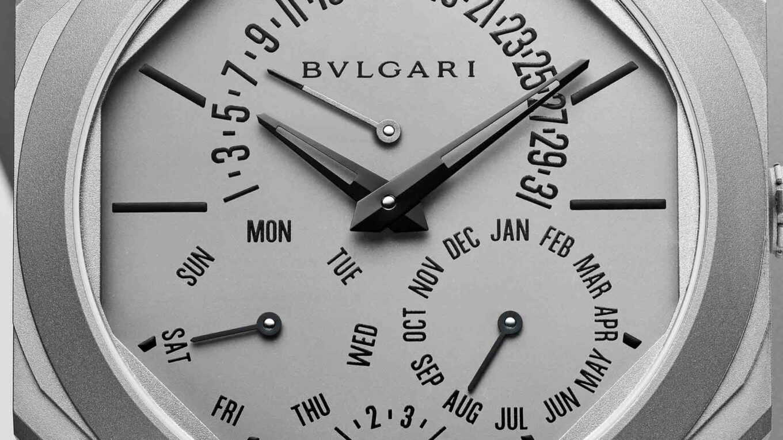 Bulgari Octo Finissimo Perpetual Calendar Watch–Ultra Thin World Record Dress Watch 2021 7