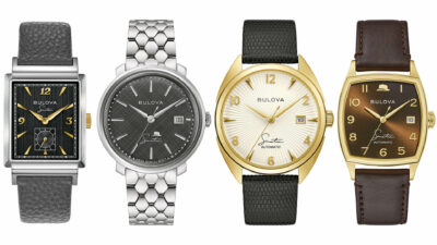 Bulova Frank Sinatra Collection