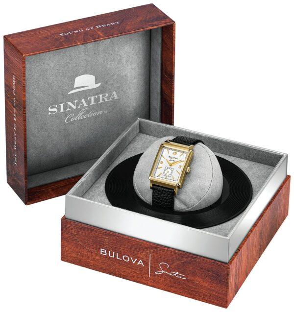 Bulova Frank Sinatra Collection 5 min