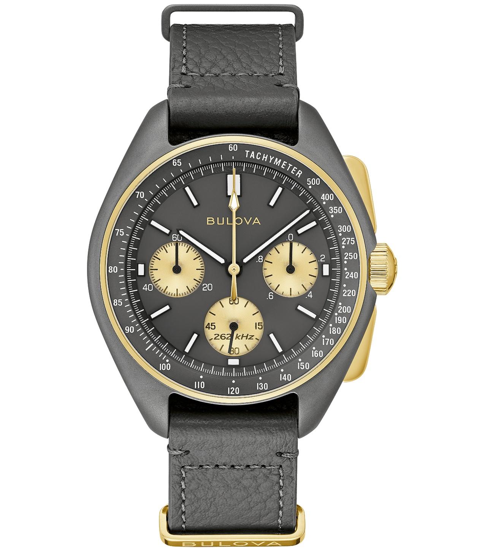 Bulova 50th Anniversary Lunar Pilot front 1000 1