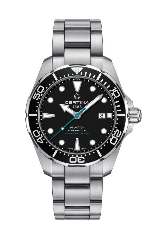 Certina DS Action Diver Sea Turtle Conservancy Special Edition front