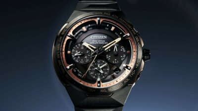 CITIZEN 50th Anniversary Limited Edition Super Titanium