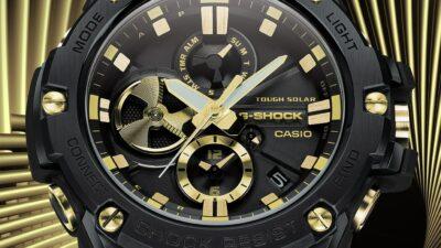 Casio G Shock G Steel GSTB100GC 1A 5 min 1