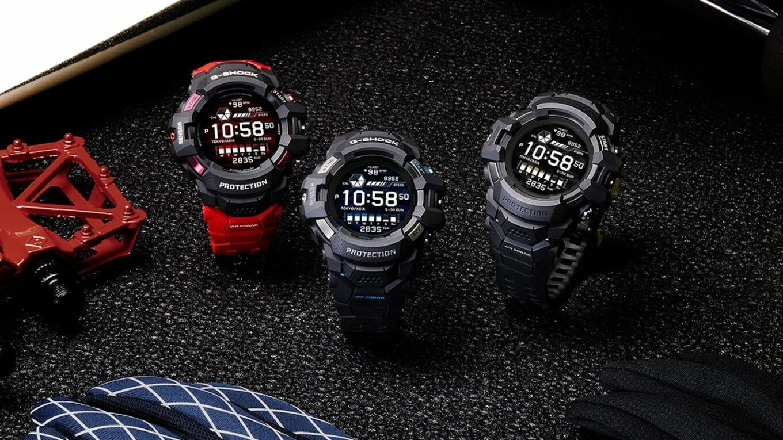 Casio G Shock GSW H1000 Smartwatch 1