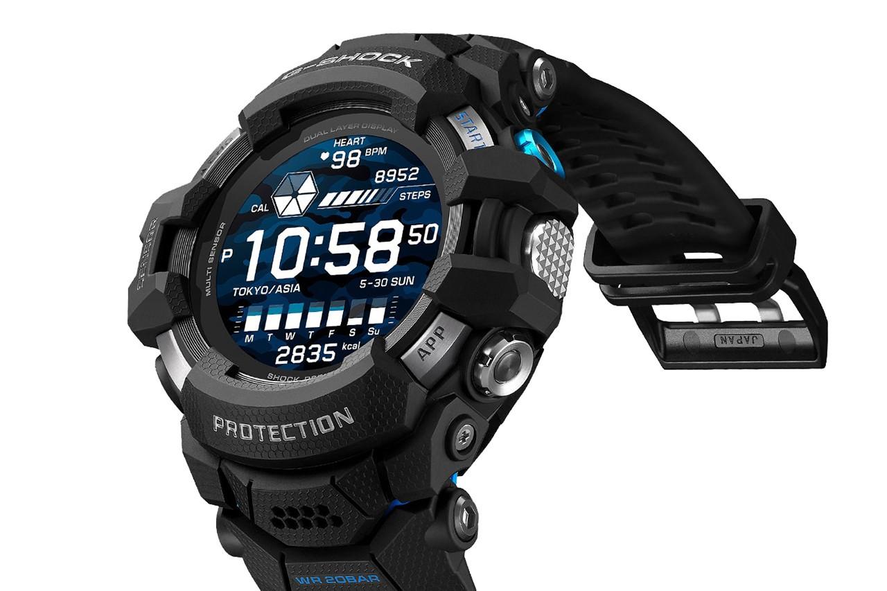 Casio G Shock GSW H1000 Smartwatch2