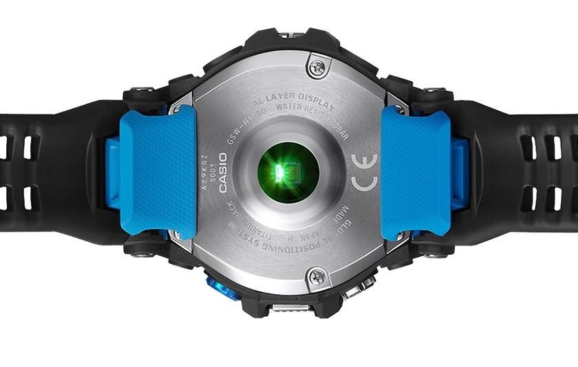 Casio G Shock GSW H1000 Smartwatch3 1