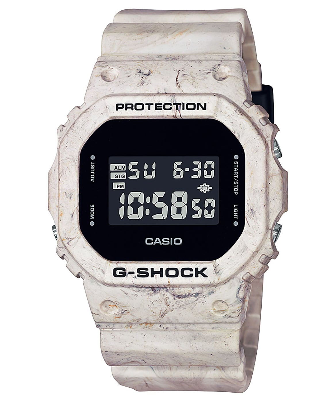 Casio G Shock Utility Marble 2 min