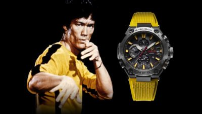 Casio G Shock x Bruce Lee MR G Watch Featured image copy