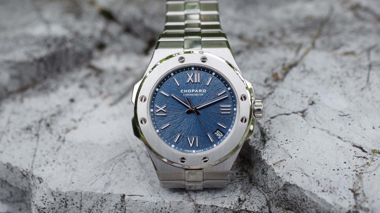 Chopard Alpine Eagle 41mm Luxury Sports Watch Collection