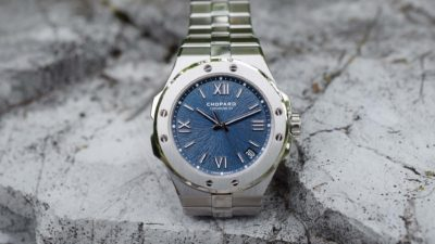Chopard Alpine Eagle 41mm Luxury Sports Watch Collection