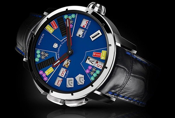 ChristopheClaret Poker MTR.PCK05.120 132 600x600
