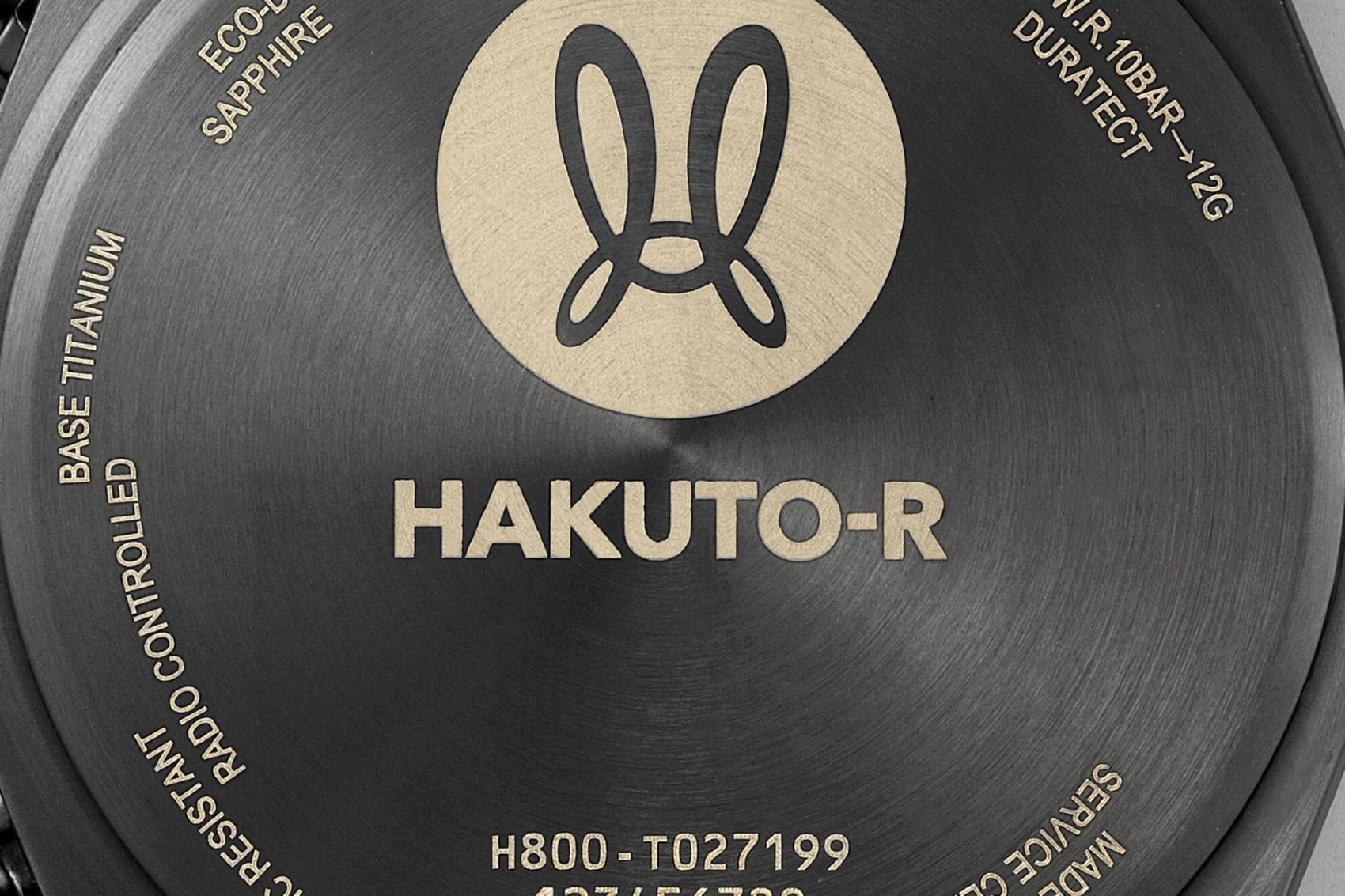 Citizen Hakuto R 1