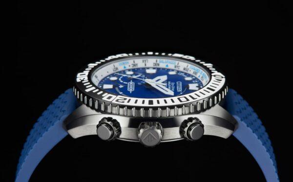Citizen Promaster Eco Drive Satellite Wave GPS Divers CC5006 06L2