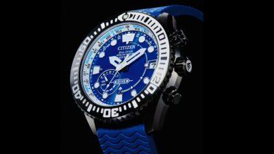 Citizen Promaster Eco Drive Satellite Wave GPS Divers CC5006 06L33