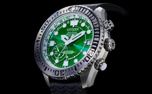 Citizen Promaster Eco Drive Satellite Wave GPS Divers CC5006 06L4