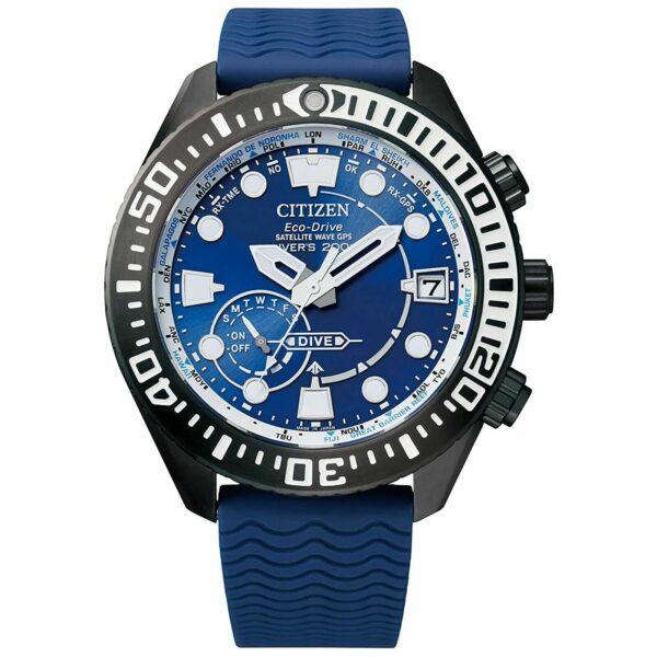Citizen Promaster Eco Drive Satellite Wave GPS Divers CC5006 06L5