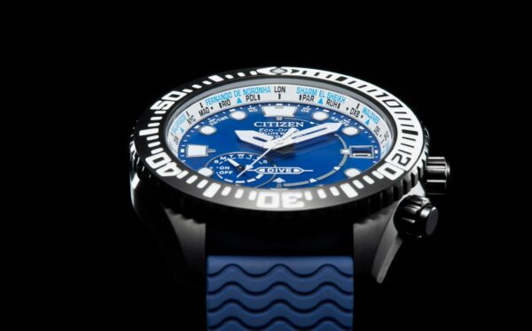Citizen Promaster Eco Drive Satellite Wave GPS Divers CC5006 06L54