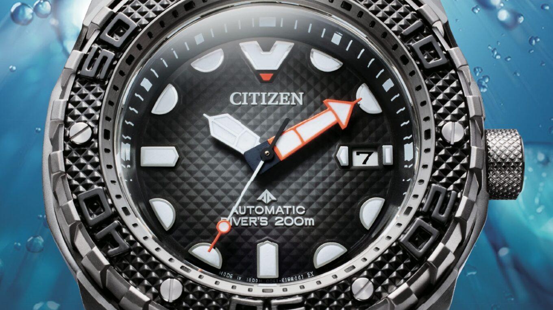 Citizen Promaster Mechanical Diver 200m Magnetic resistance NB6004 08E 2 1