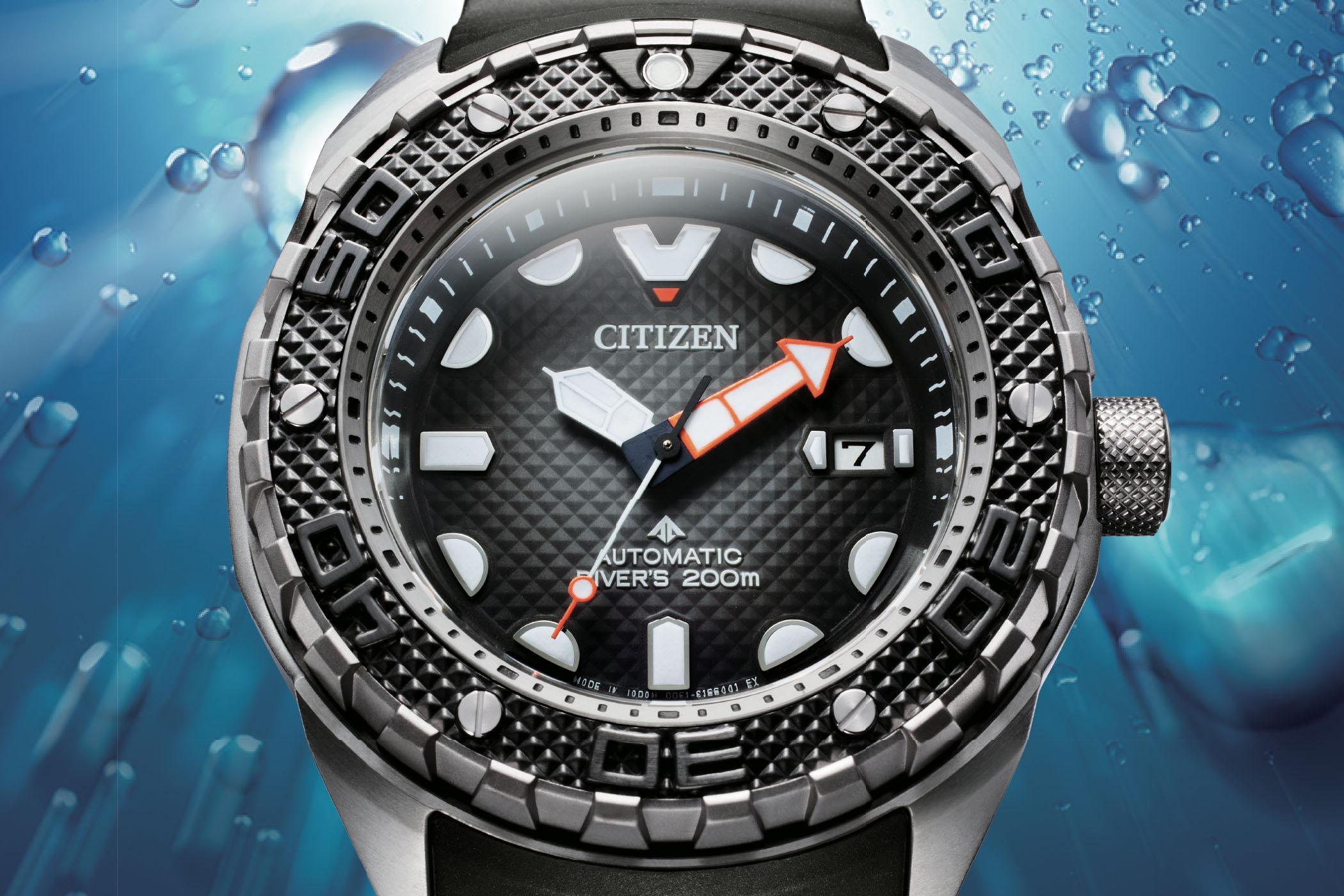 Citizen Promaster Mechanical Diver 200m Magnetic resistance NB6004 08E 2