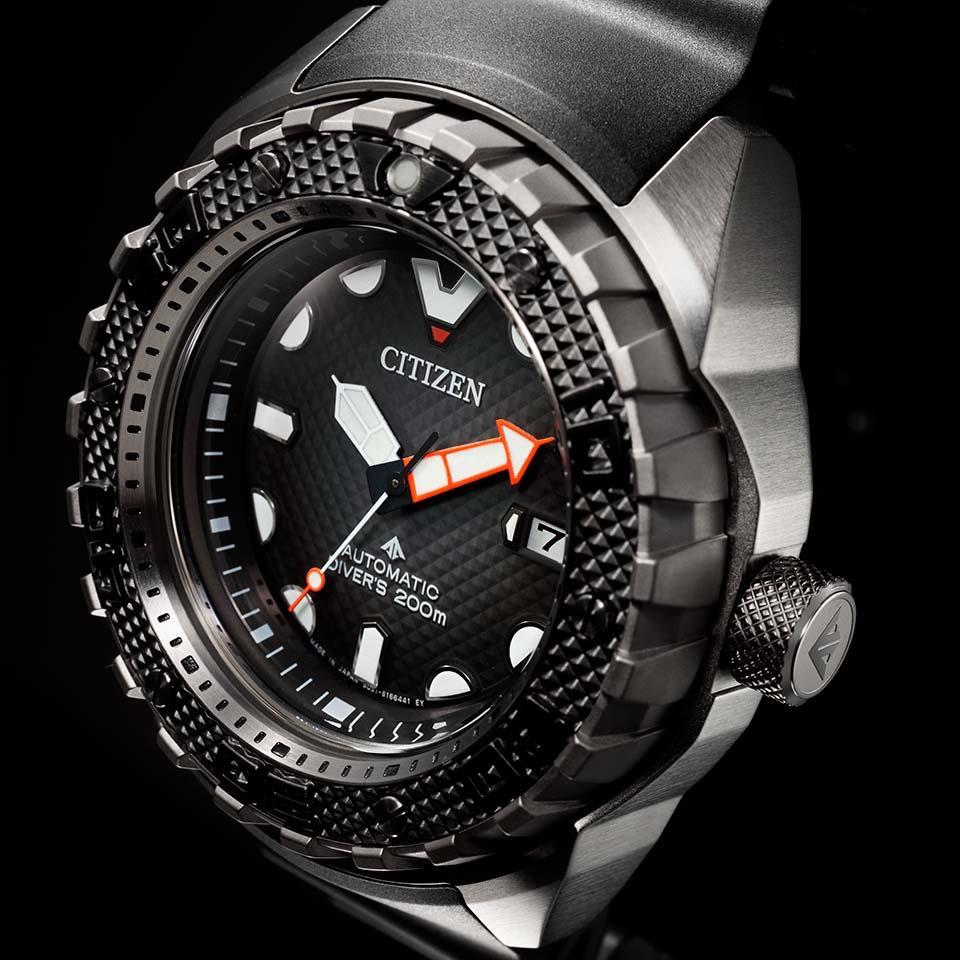 Citizen Promaster Mechanical Diver 200m Magnetic resistance NB6004 08E 5