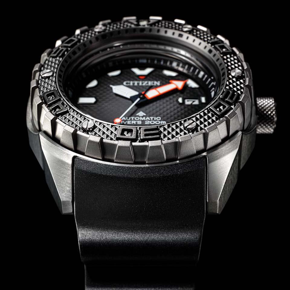 Citizen Promaster Mechanical Diver 200m Magnetic resistance NB6004 08E 6