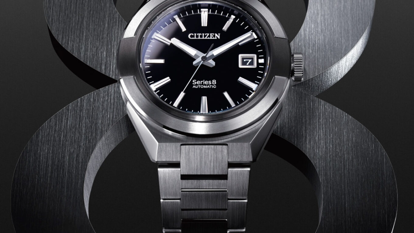 Citizen Series 8 Automatic watches 13