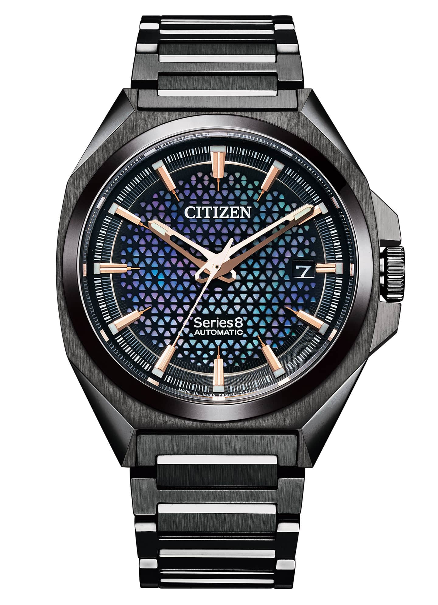 Citizen Series 8 Automatic watches 5 min