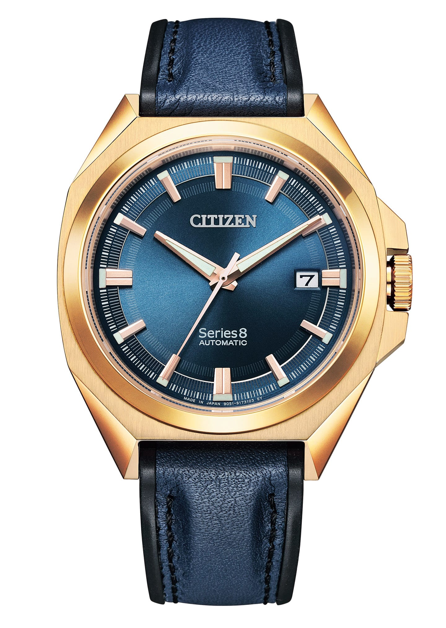 Citizen Series 8 Automatic watches 7 min