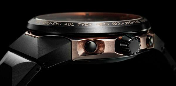 Citizen Titanium Technology 50th anniversary satellite wave gps f950 watch 1