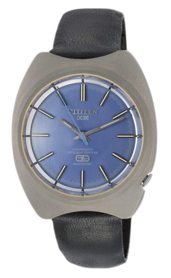 Citizen Titanium Watches X-8 Chronometer