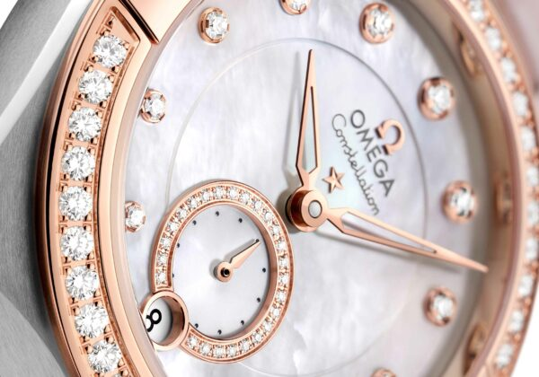 Omega Constellation Small Seconds ref. 131.28.34.20.55.001