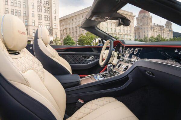 Continental GT Mulliner Convertible 3 min