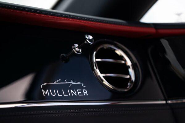 Continental GT Mulliner Convertible 9 min