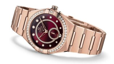 Omega Constellation Small Seconds ref. 131.55.34.20.61.001